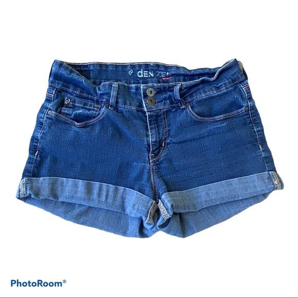 Denizen Levi's Denim Jean Shorts Women Size 8